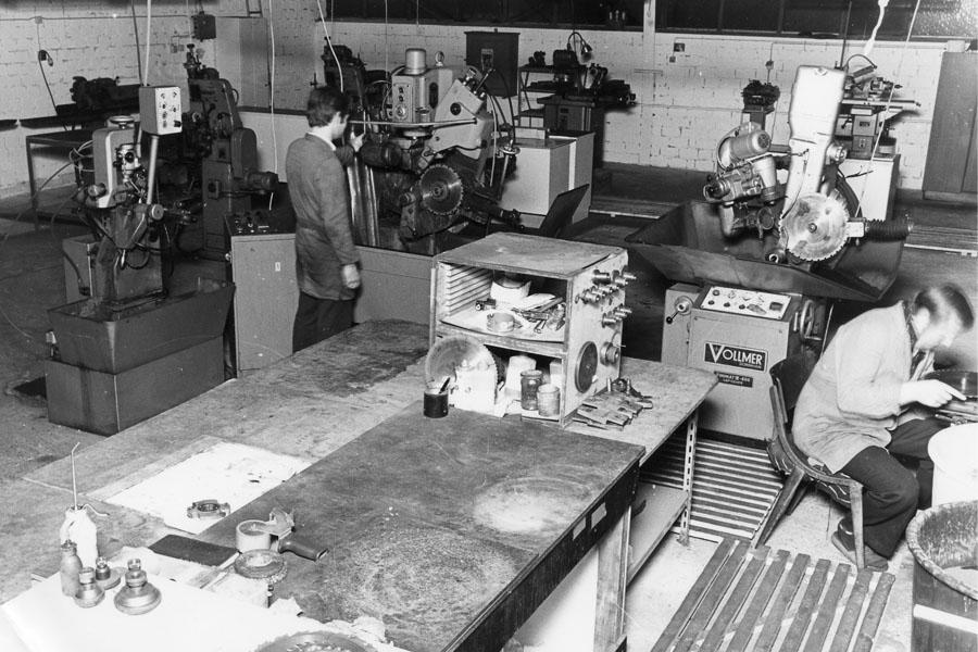 WIGO-Werkzeugtechnik | Historie