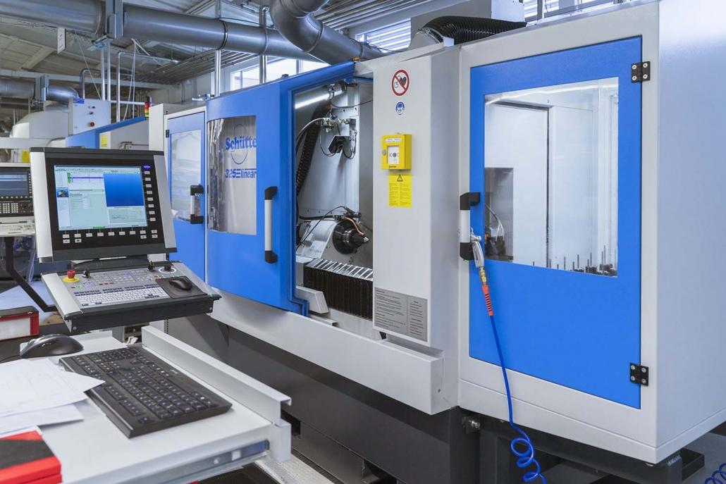 WIGO-Werkzeugtechnik | Schütte 325 Linear