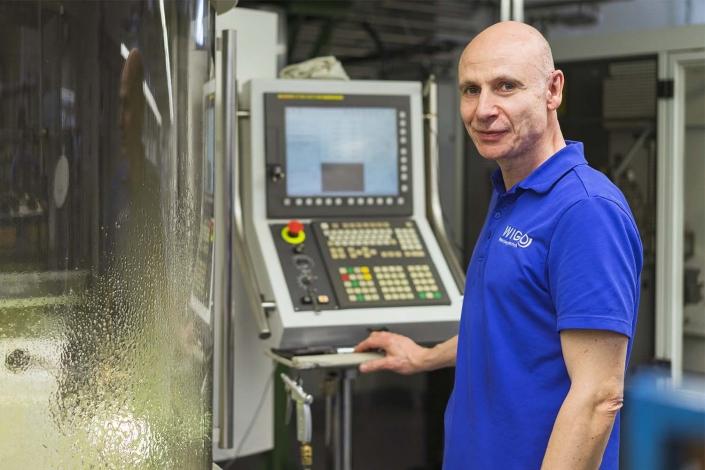 WIGO-Werkzeugtechnik | Mitarbeiter