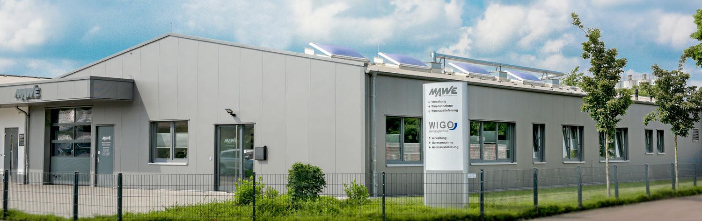WIGO-Werkzeugtechnik | Firmengebäude