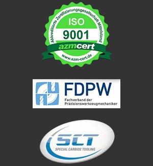 WIGO-Werkzeugtechnik | Zertifizierungen
